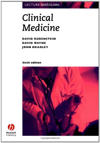 9780632065059: Lecture Notes: Clinical Medicine