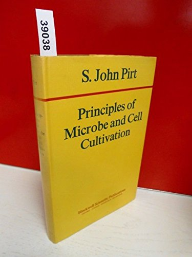 9780632081509: Principles of Microbe and Cell Cultivation