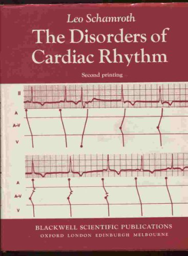 9780632083008: Disorders of Cardiac Rhythm