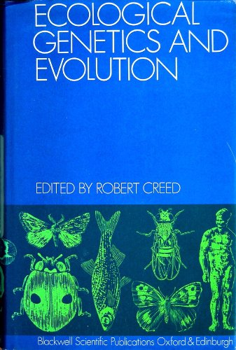 Ecological Genetics and Evolution: Essays in Honour of E. B. Ford: CREED