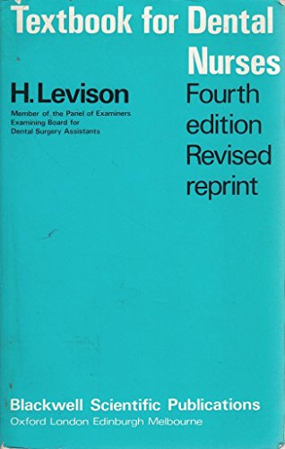 9780632084807: Textbook for Dental Nurses