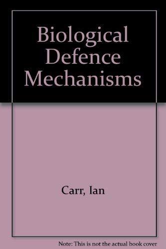 9780632085002: Biological Defence Mechanisms