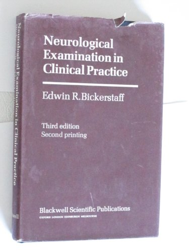 9780632085903: Neurological Examination in Clinical Practice