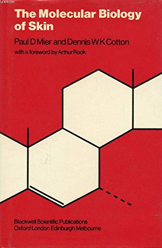 9780632090501: The molecular biology of skin