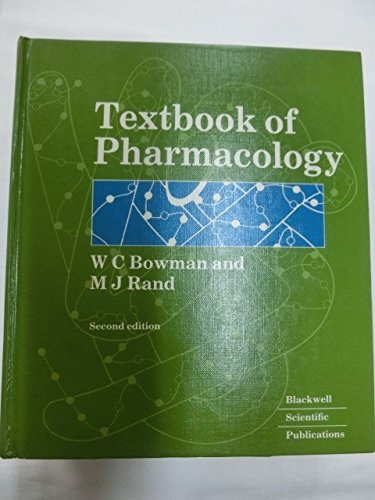 9780632099900: Textbook of Pharmacology