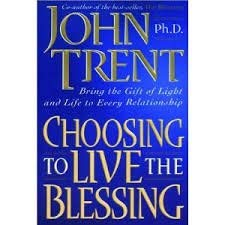 9780633004491: Choosing To Live The Blessing Bringing The Gift Of Light And Life To Every Relationship