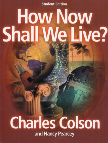 9780633004514: How Now Shall We Live