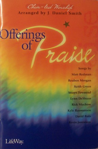 9780633004958: Offerings of Praise: Choir-led Worship
