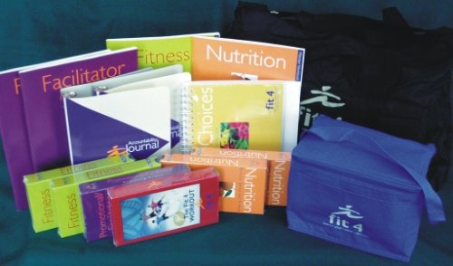9780633005801: Fit 4 Complete Plan Kit - A LifeWay Christian Wellness Plan (Heart, Soul, Mind and Strength)