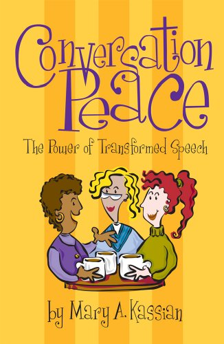 9780633007621: Conversation Peace: The Power of Transformed Speech - Leader Kit