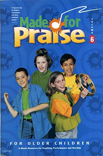 9780633008963: Made for Praise Volume 6 For Older Children