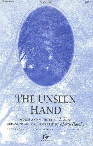 9780633039080: The Unseen Hand (Sheet Music)