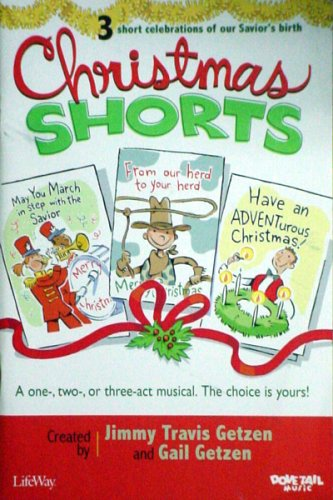 9780633091491: Christmas Shorts Unison Choral Book