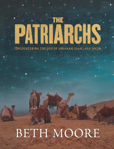 9780633099060: The Patriarchs (Bible Study Book): Encountering the God of Abraham, Isaac and Jacob