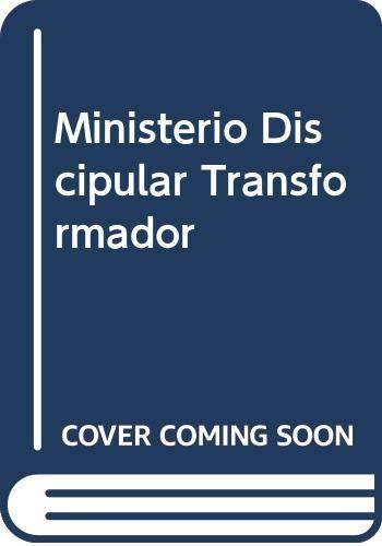 9780633152451: Ministerio Discipular Transformador