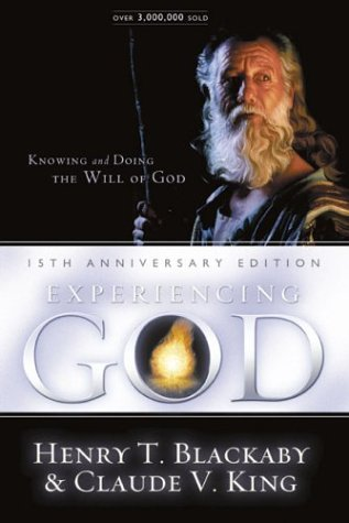 Experiencing God (0633152870) by Henry Blackaby