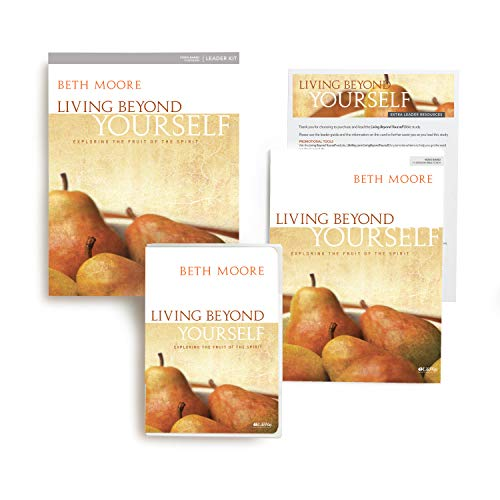 9780633193799: Living Beyond Yourself: Exploring the Fruit of the Spirit, DVD Leader Kit