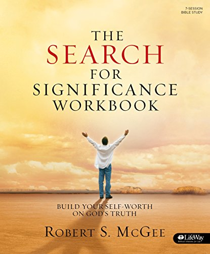 9780633197568: The Search for Significance - Workbook: Build Your Self-Worth on God's Truth