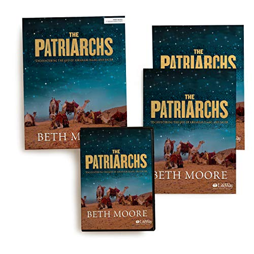 The Patriarchs: Encountering the God of Abraham, Issac & Jacob, Leader's Kit: Beth Moore