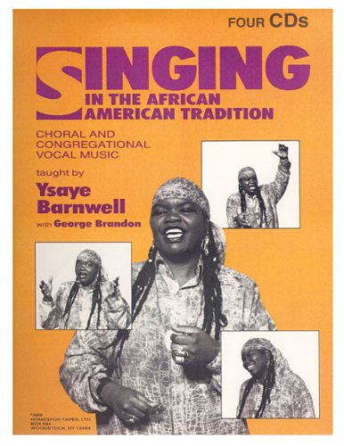 9780634000010: Singing in the African American Tradition (Vocal Method)