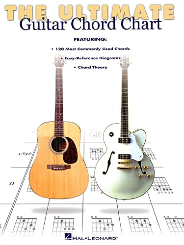 9780634000287: The Ultimate Guitar Chord Chart
