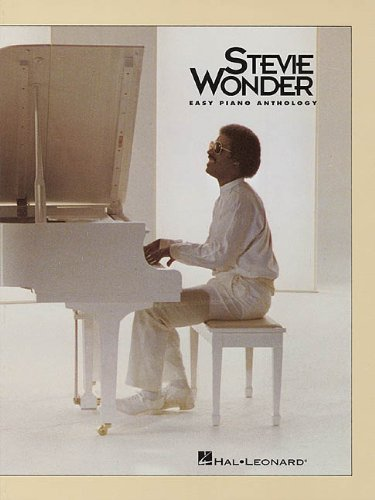 9780634001086: Stevie Wonder Easy Piano Anthology