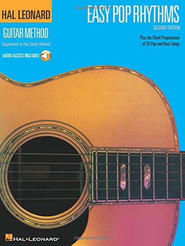 9780634001260: Hal Leonard Guitar Method : Easy Pop Rhythms + CD