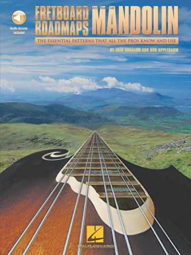 9780634001420: Fretboard Roadmaps - Mandolin: The Essential Patterns That All the Pros Know and Use (Guitar)