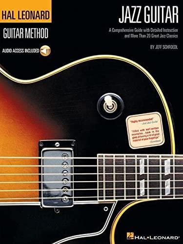 9780634001444: Hal Leonard Guitar Method - Jazz Guitar: Hal Leonard Guitar Method Stylistic Supplement Bk/online audio