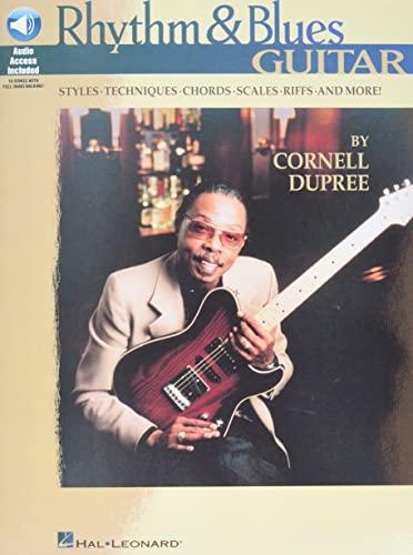 9780634001499: Rhythm & Blues Guitar Book & Online Audio