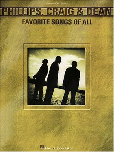 9780634001512: Phillips, Craig and Dean - Favorite Songs of All
