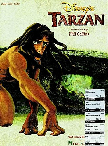 9780634001611: Tarzan