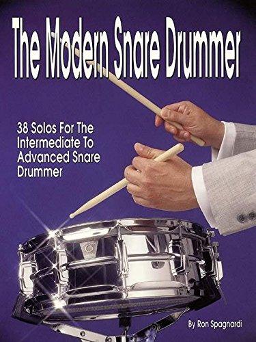9780634001710: The Modern Snare Drummer