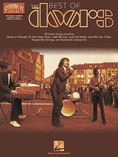 9780634002175: Best of The Doors (Strum It Guitar)