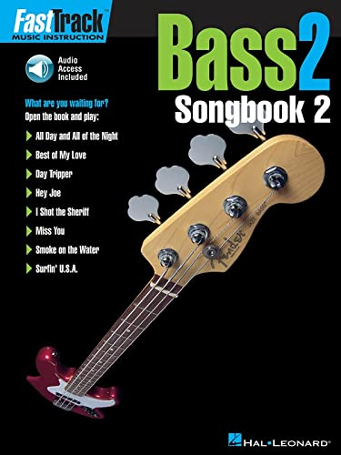 9780634002656: FastTrack Bass Songbook 2 - Level 2 (Fast Track (Hal Leonard))