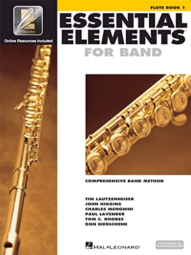9780634003110: Essential Elements for Band: Comprehensive Band Method : Flute Book 1