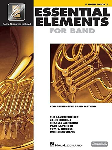 9780634003219: Essential Elements for Band - Book 1 with Eei
