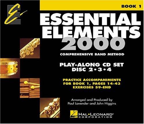 9780634003301: Essential Elements 2000: Book 1: Comprehensive Band Method