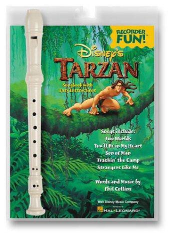 9780634003318: Tarzan: Book/Instrument Pack (Disney's Tarzan)