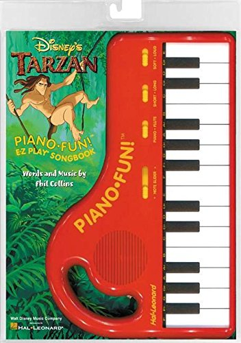 Disney's Tarzan (0634003348) by Hal Leonard Publishing Corporation