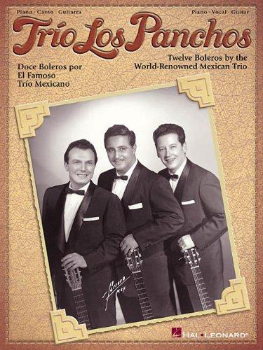 Trio Los Panchos (Piano/Vocal/Guitar Artist Songbook): Trio Los Panchos