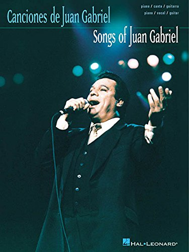 9780634003929: Songs of Juan Gabriel