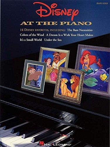 9780634004162: Disney At the Piano (Piano Solo Songbook)