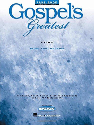 9780634004247: Gospel's Greatest (Fake Books)