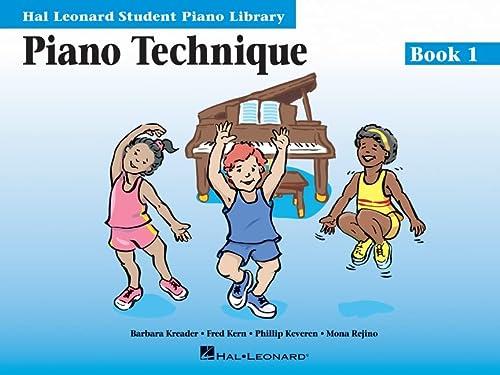 9780634004261: Piano Technique Book 1: Hal Leonard Student Piano Library (Hal Leonard Student Piano Library (Songbooks))