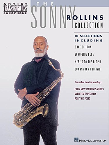 9780634004360: The Sonny Rollins Collection: Saxophone