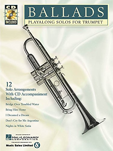 9780634004520: Ballads: Play-Along Solos for Trumpet