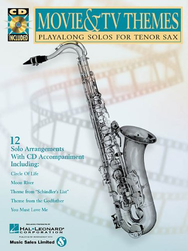 9780634004605: Movie & TV Themes: Play-Along Solos
