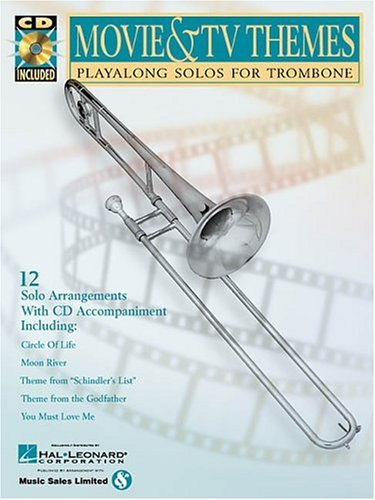 9780634004629: Movie and TV Themes: Play-Along Solos