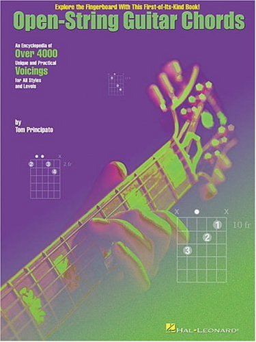 Open-String Guitar Chords: Principato, Tom